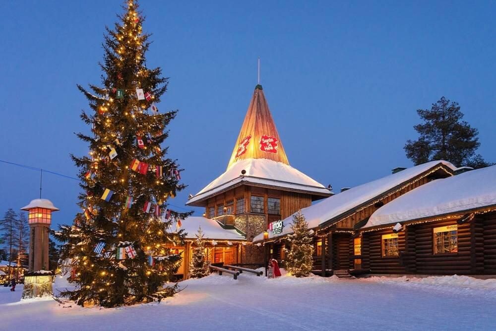 """Lapland """"Kuzey Işıkları"""" Turu  Freebird HY ile Direkt Uçuş"""