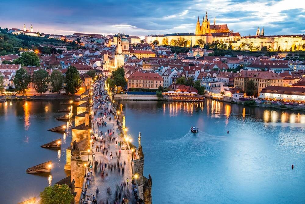 Prag Turu Pegasus HY ile 3 Gece / 4 Gün