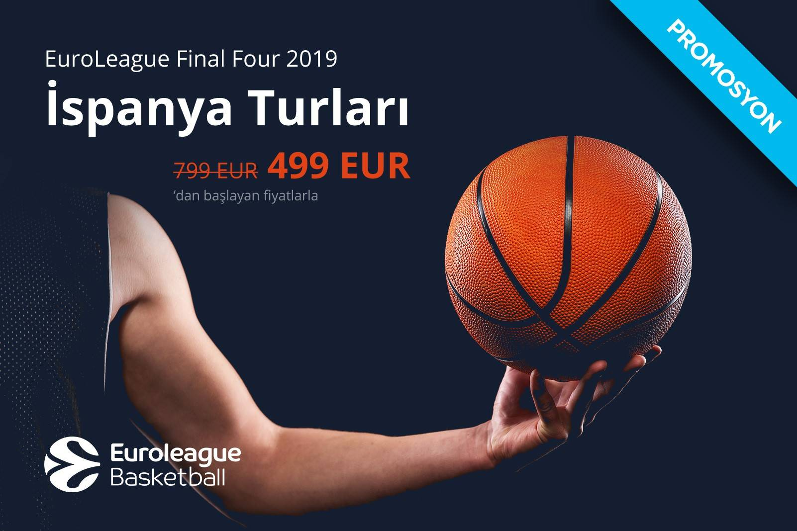 EuroLeague Final Four 2019 İspanya