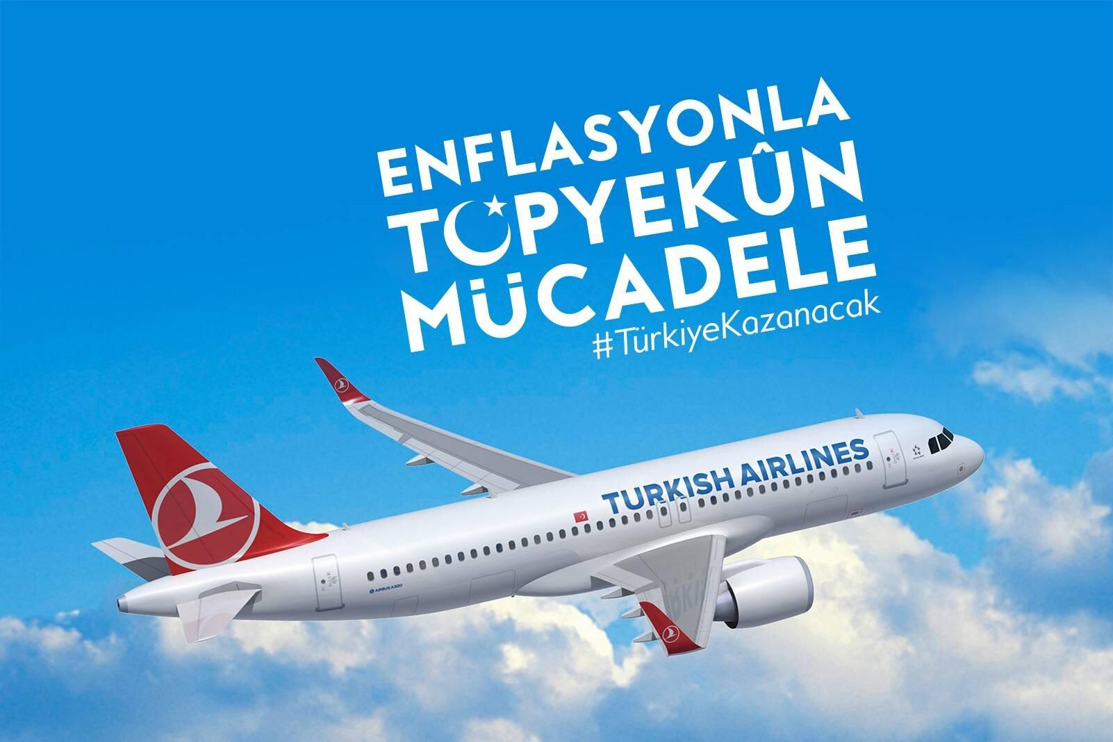 Türk Hava Yolları'ndan %10 indirim fırsatı