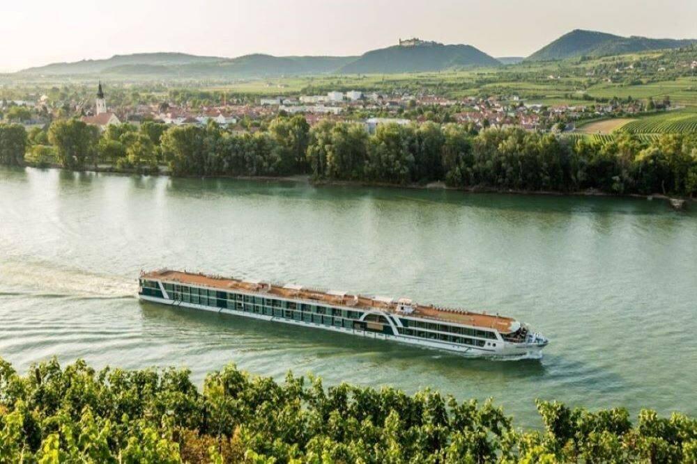 5* Deluxe Amadeus Star Nehir Gemisi ile Romantik Tuna Nehri Turu