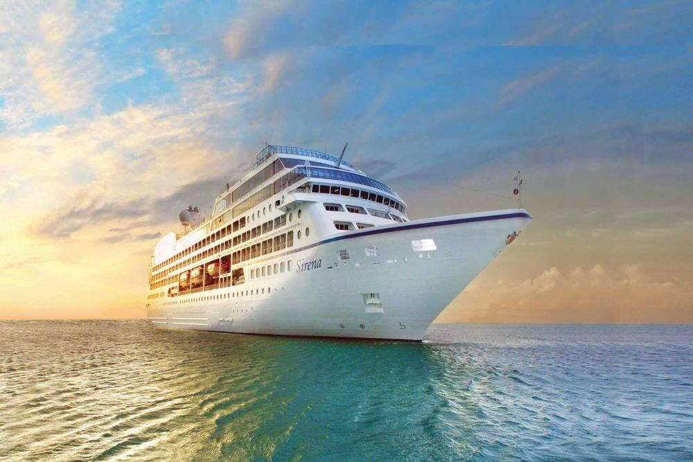 6* Oceania Sirena ile Baştan Sona İtalya & Akdeniz Rivierası Turu