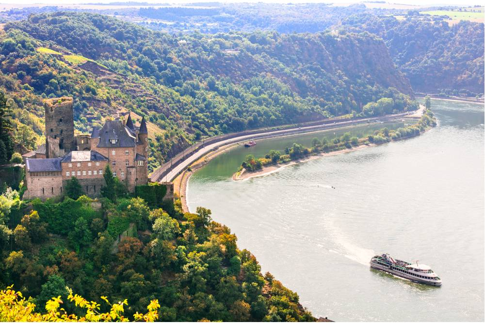 Johann Strauss Nehir Gemisi ile Ren & Main Nehirleri Turu