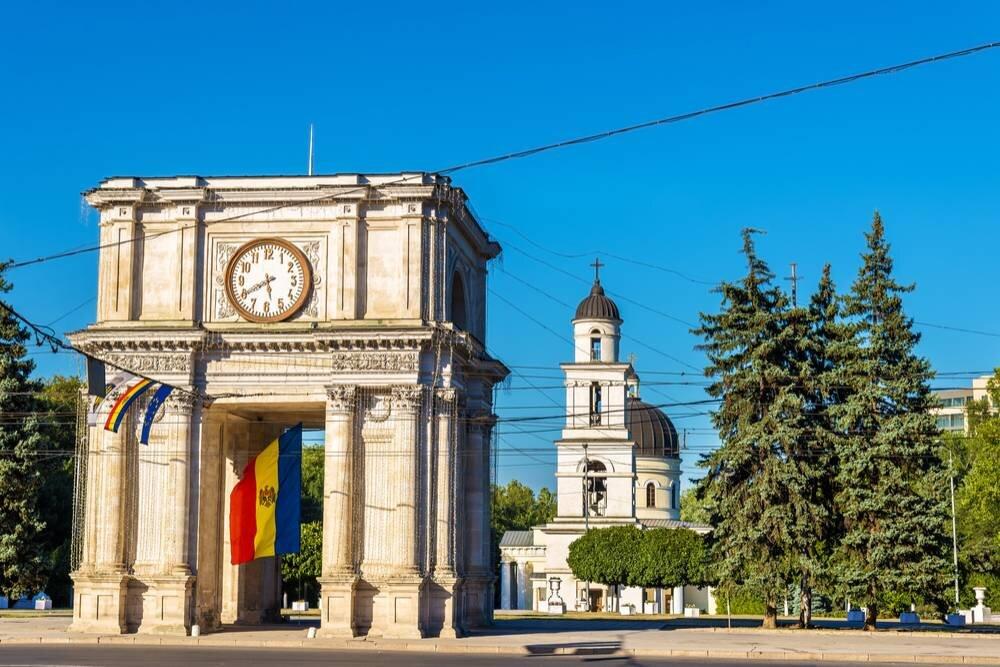 Moldova - Kişinev Turu (4*) THY ile 3 Gece / 4 Gün