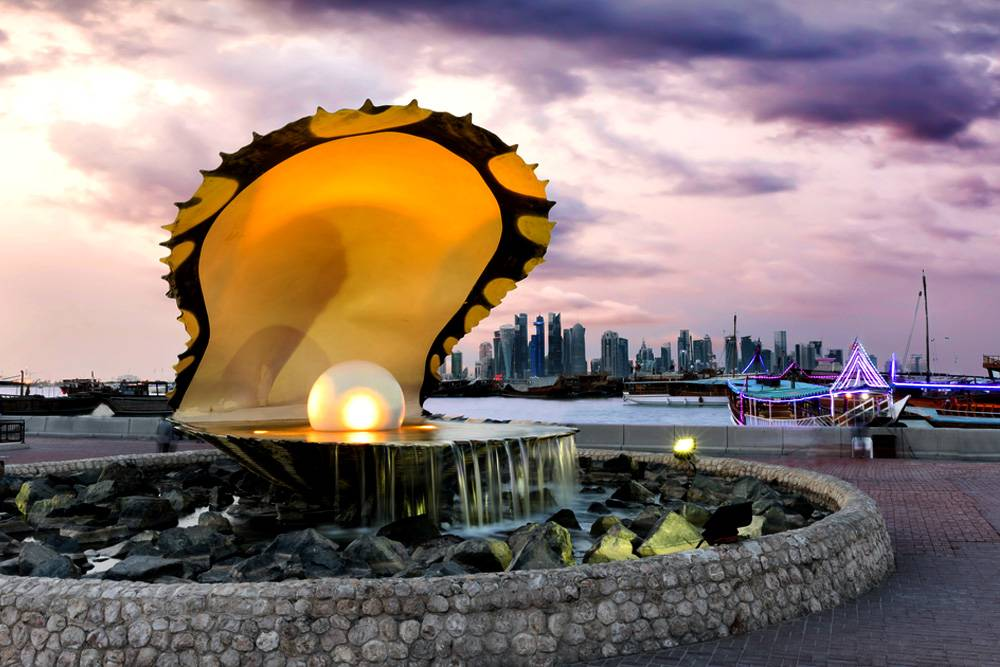 Doha Turu  Qatar HY ile 3 Gece / 4 Gün 5* Otel