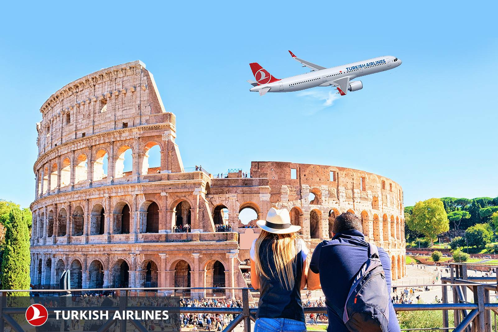 THY ile Avrupa'ya Ayrıcalıklı Fiyatlarla Uçun!