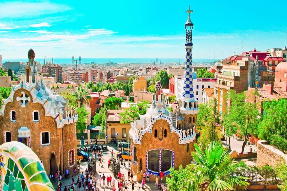 Barselona Turu (3*)