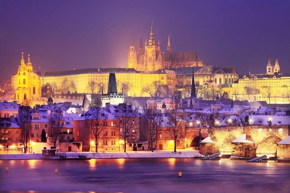 Prag Turu (4*) Pegasus HY ile 3 Gece / 4 Gün