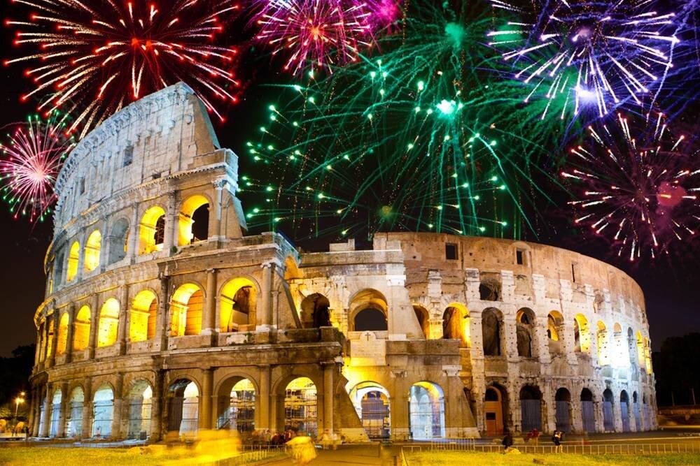 Büyük İtalya Turu THY ile 7 Gece / 8 Gün