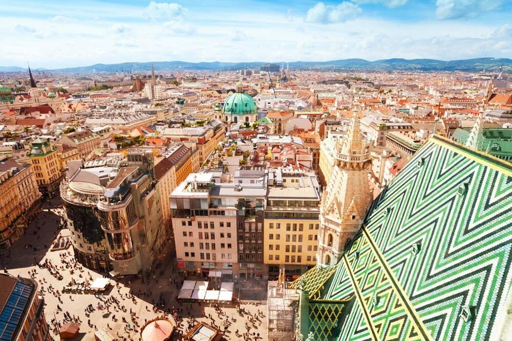 Budapeştepe - Viyana - Prag Turu