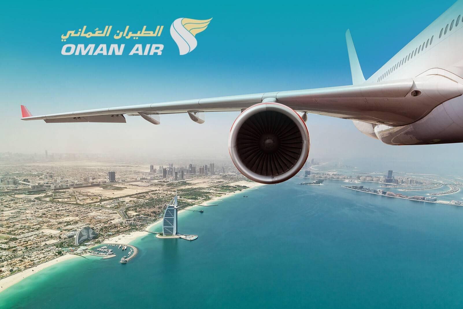 Oman Air'den Gidiş-Dönüş 449$'dan Başlayan Fiyatlar!